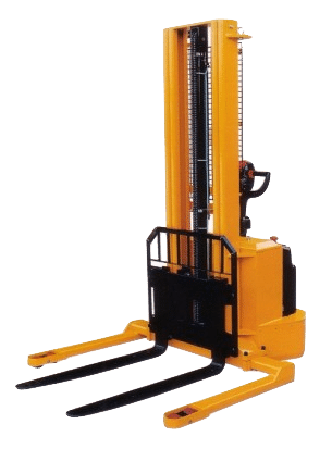 Electric Stacker Materials Handling Solutions